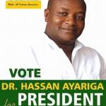 Ghana Will Change If I Become President -Hassan Ayariga