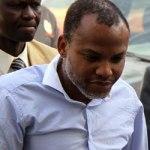 Breaking: Court orders Nnamdi Kanu to be taken to prison