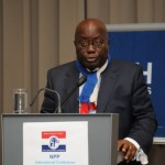Work hard to change this gov't - Nana Addo to supporters