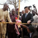 Vice President Amissah Arthur Launches CHPS Policy