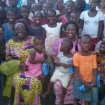 Hon Dzifa Gomashie Together With Mawuena Dumor  Trebah Donate To Orphans of Providence Home
