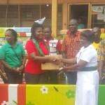 DOVES For Mahama Donates Mattresses To Salaga Hospital