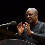 Why must President Mahama go when the NPP cannot come in?