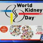 World Kidney Day, early detection of issues is key