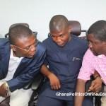 I will no longer hold the position of NDC National Organiser – Kofi Adams