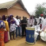 Mahama Ladies Donates Mats To Nsutam Mosque