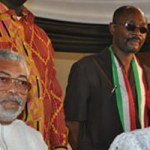 Audio - Response To False Comments Made Against Alfred Agbesi Woyome By FLT. IT. Jerry John Rawlings