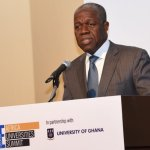 Vice President Amissah Arthur Charges Youth To Seek Academic Excellence