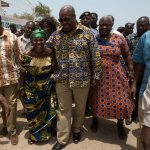 President Mahama Begins Accounting To The People Tour Of The Eastern Region