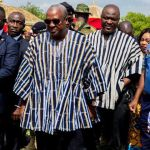 President John Mahama And His Brother,Ibrahim Mahama Attend Otumfuo's 'Special Akwasidae'