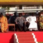 Mahama will win by 95% - Nkoranza Chief