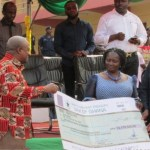 Mahama's free education extends to boarding school students