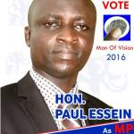 NPP PARLIAMENTARY CANDIDATE RUNS AWAY FROM A CEREMONY