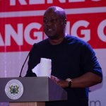 Mahama Investing In infrastructure to help make access to healthcare easier