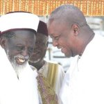 Ex-Prez Mahama's Sallah Feast With Muslims Postponed