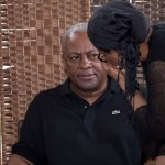 President Mahama Buries Mother Today at Busunu