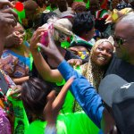 President Mahama Ends 3-Day Accounting to the People Tour of Gt Accra