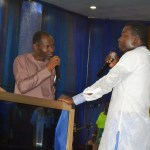 O.J Receives New Car From Prophet Emmanuel Badu Kobi