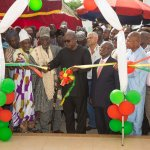 President Inaugurates Ultra-Modern GPHA Revenue Centre