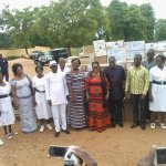 Lordina Foundation Donates Medical Equipment To Nkrankwanta Hospital