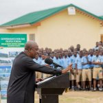 "President Mahama Ends ""Accounting to the people tour"" To Upper East Regio"