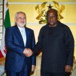 President Mahama Asks Iran To Use Dialogue At UN Over Syria Iraq Crises