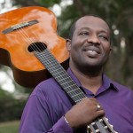 Gospel legend Danny Nettey sent off with a microphone