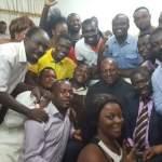 Kumawood Stars For Mahama