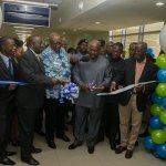President Mahama Inaugurates Projects At KIA