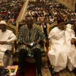 President Mahama attends Chad President's Investiture