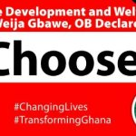 iChooseJM Campaigners Join Obuobia Foundation Annual Birthday Health Walk Today