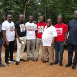 Freedom Fighters Visit Montie 3 In Prison -Pictures