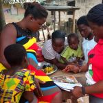 Doves For Mahama visits Busua And Dixcove Community to promote NDC's Green Book message- Pictures