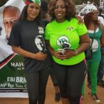 Young Professionals Donate  Party Branded T-Shirts to Tema Central NDC Parliamentary Candidate