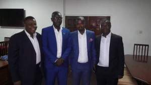 Montie 3 finally released from prison after presidential remission of their jail sentence