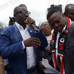 Montie 3 were not denied justice - Sophia Akuffo