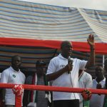 Vice President Charges NDC Members To Embark On House To House Campaign