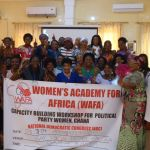 Capacity-building Workshop for Female Politicians and Leaders Held