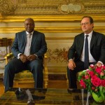 President Mahama Meets French Counterpart On Investment (Pictures)