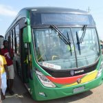 Ayalolo bus drivers on strike; passengers stranded