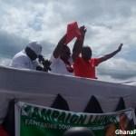 VEEP Charges NDC Activists In Fanteakwa South To Intensify Door To Door Campaign -(Video)