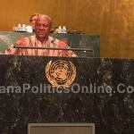 My leadership caused Ghana's high ranking - President Mahama (Audio)