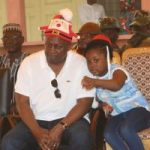 JM Toaso: God will make it happen -President  Mahama's 8yr old daughter