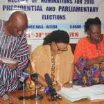 GHANA IN THE EYE OF DEMOCRACY: DISMISSAL OF EC OFFICIALS WORRYING -ASK