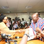 "Nana Addo has run away from one-on-one debate"" - Mahama"