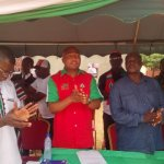 School feeding programme Mahama's success story – Okudzeto