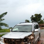 One dead in Konadu Rawlings' convoy accident; others injured