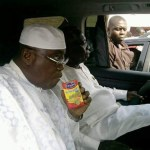 AKUFO ADDO TAKES CAR BRIBE?