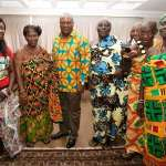 Mahama apologises to Okyenhene on behalf of party executives