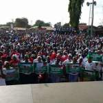 Mahama Ayariga launches campaign in Bawku Central